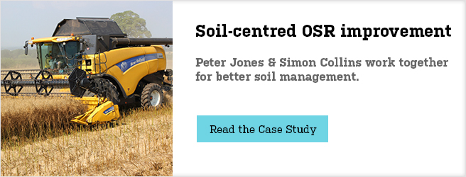 Soil-centred OSR improvement