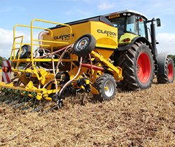 The Claydon Hybrid in action
