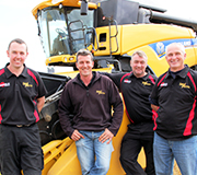 The Beal Farm Team