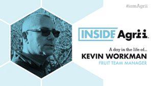 Inside Agrii Kevin Workman, Fruit Team Manager