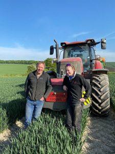 John Thorne Clover Crosse Flamstone Farms