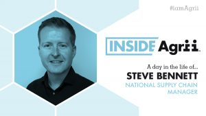 Inside Agrii - Steve Bennett, National Supply Chain Manager