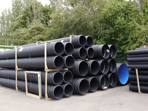 drainage pipes for farming