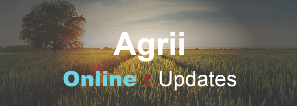 Agrii Online Trials Events