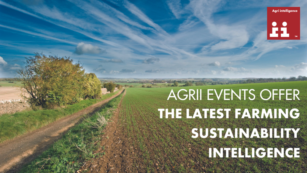 Agrii event soff the latest in sustainable farming intelligence